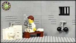 Lego Prison Break- Jail Escape- Part 2