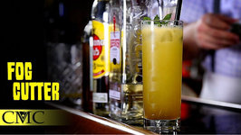 How To Make The Fog Cutter / Tiki Drinks Month