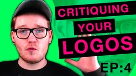 Critiquing Your Logo Designs - Ep 4