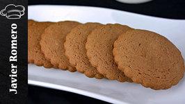 Receta de galletas caseras de chocolate