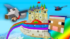 Minecraft Xbox  Survival Madness Adventures 2  Rainbow Sheep Kingdom 23