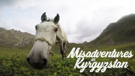 Daytime Landscape Photography and Other Misadventures - Kyrgyzstan Travel Vlog