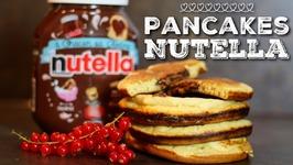 Recette Pancakes Nutella En Couple