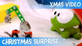 Christmas Surprise with Om Nom - Christmas Video