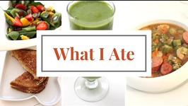 What I Ate This Week & Quick Recipe Share: