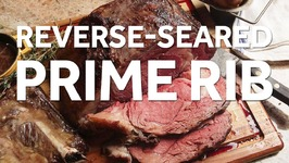 Reverse-Seared Prime Rib