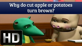 Why Do Cut Apple Or Potatoes Turn Brown
