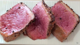 Easy Pepper Roast Beef