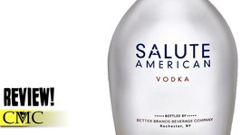 Salute American Vodka Review