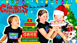 Christmas Cake Challenge with YouTube Families - The Wild Adventure Girls
