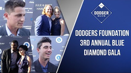 Dodgers Blue Diamond Gala
