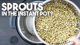 Sprouts In The Instant Pot
