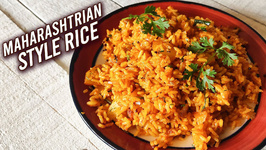 Phodnicha Bhaat - Leftover Tempered Rice - How To Make Masala Rice -  Maharashtrian Style Rice - Varun