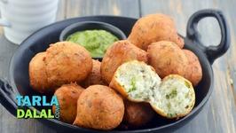 Mysore Bonda-South Indian Snack