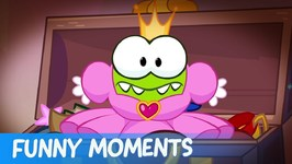 Om Nom Stories - Funny Moments - Cut the rope