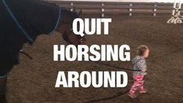 Quit Horsing Around