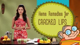 Chapped Lips - Ayurvedic Home Remedies to treat Dry Cracked Lips - Natural Beauty Tips