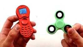 I Found a Fidget Spinner Phone