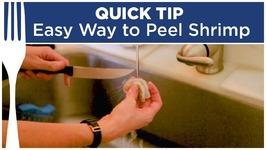 Easy Way To Peel And Devein Shrimp - Quick Tips