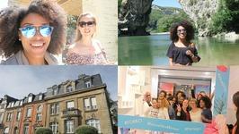 Vlogweek - Voyages, Rencontres, 1er Blog Trip Et Meet Up Luxembourg, Ardèche