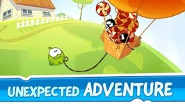 Om Nom Stories- Unexpected Adventure -Episode 21 Cut the Rope 2