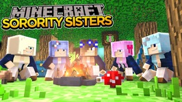 Minecraft School-THE SECRET SORORITY SISTERS Ep.1