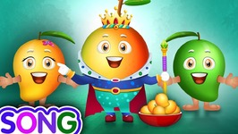 Mango Song -Single-  Learn Fruits for Kids  Educational Songs- Nursery Rhymes for Kids