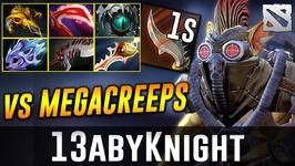 13abyKnight BH Megacreeps Game Dota 2