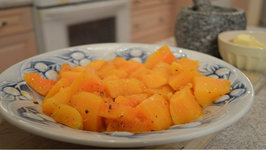 How To Cook Butternut Squash In A Bamboo Steamer
