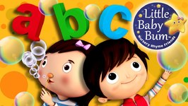 ABC Song - Bubbles Song - Nursery Rhymes - Original Song