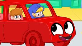 My Red Car Goes On a Trip - Episode 25