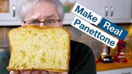 How To Make Panettone Naturally Leavened With Sourdough / Sweetdough