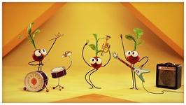 Veggie Boogie- Rockin' Radishes