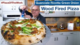 The Best Guanciale Wood Fired Pizza Of The Week Ever