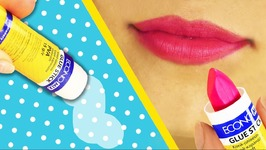 10 DIY Weird Back To School Supplies You Need To Try  Makeup!