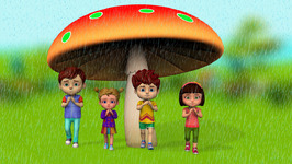 Rain Rain Go Away- Children's Popular Nursery Rhymes