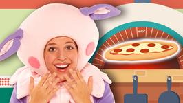 Lets Make a Pizza.