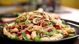Chicken Chow Mein Recipe-Chinese Chicken Noodles -The Bombay Chef- Varun Inamdar
