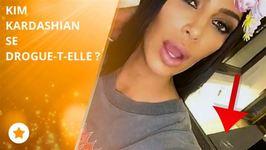 Kim Kardashian, des problèmes avec la cocaïne ?