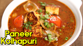How To Make Paneer Kolhapuri  Vegetarian Main Course Recipe  The Bombay Chef  Varun Inamdar