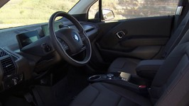 The BMW i3s Interior Design  On location Lisbon