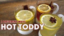 Testing 3 Hot Toddy Cocktail Recipes For Fall And Winter