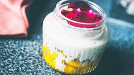 Mango Rabri - Aam Ki Rabdi - Easy And Quick - In A Jar