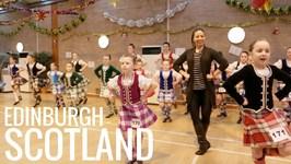 Edinburgh, Scotland - Highland Dance