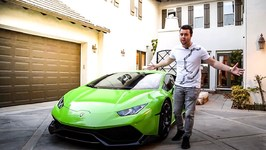 MANSION TOUR-  Youtube RICH AND FAMOUS At 23 yrs Old VEHICLE VIRGINS