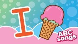 ABC Songs - Alphabet Song - Baby Songs - ABC Nursery Rhymes - I for Icecream - Phonics