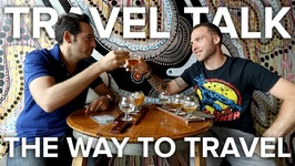 TRAVEL TALK with Mario of The Way to Travel