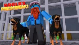 I AM SUPER COP - Sharky Gaming - Roblox
