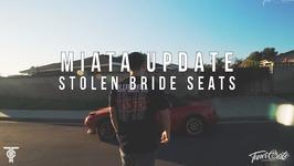 Miata Update Stolen Bride Seats - Jake