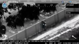 Police Chase Car Thieves Over Fences and Into Shrubbery